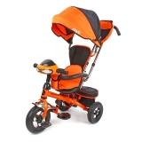 Велосипед 3колеса Комфорт-2 надув.колеса Оранжевый