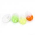 """Масса для лепки """"Жвачка для рук в яйце"""" флуоресцентная, полипропилен, силикон, 14гр, 4 цвета"""