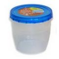 Банка для хранения продуктов 1л пластик С442 ПБ