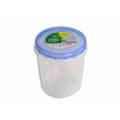 Банка для хранения продуктов 1,3л пластик С443 ПБ