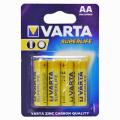 Элемент питания Varta R06 Superlife BL4