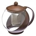 Чайник заварочный с сеточкой 1250мл
