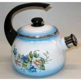 Чайник 2,5л С-27117АП Полевые Цветы