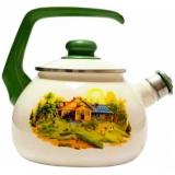 Чайник со свистком Домик В Деревне 111595 2281
