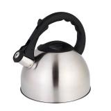 Чайник 2,5л нержавеющая сталь свисток капсульное дно