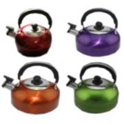 Чайник стальной 2,3л, 4 цвета, KCWK052-2.3C