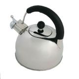 Чайник стальной 2,5л зеркальный RWK033-2.5L-М K12