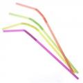 Трубочки для напитков Фантазия, цветные, 20шт (265х5мм)