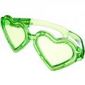 Очки карнавальные LED 21х7см, пластик, арт.11-03