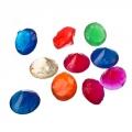 Гидрогель для домашних растений и декора Драгоценные камни, полимерный материал