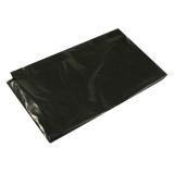 Мешок д/мусора 70*110см 50мкр 120л черный ПВД