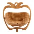 Доска разделочная бамбук трансформер Яблоко 30х27 SGL-BL