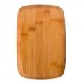 Доска разделочная бамбук 23х15х1,0см H-1553