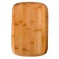 Доска разделочная бамбук 30х20х1,0см H-1554