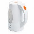 Электрический чайник PWK 1885C белый с оранжевым Polaris