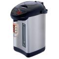 Чайник-термос ELGREEN EL-50 серебро/черный (5,0л, мет.корп, поворот 360, повтор.кип). (г.Челябинск)