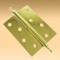 Петля KORAL разьем.фиг. 4х3х2 pb золото, правая(цена за штуку)