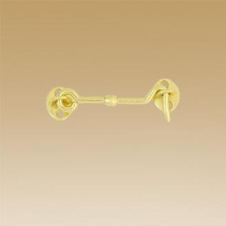 Крючок дверной 2151-3 PB золото