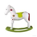 Качалка детская Лошадка белая