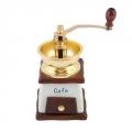 Кофемолка с фарфоровым основанием, микс