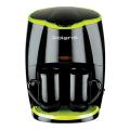 Кофеварка PCM 0210 черный/салатовый POLARIS