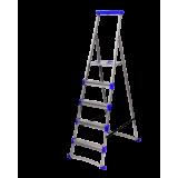 Стремянка 5 ступени для рыхлых поверхностей СМ5+ Ника