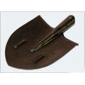 Лопата штыковая Рельсовая 1,08 кг медный антик /без черенка