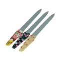 Пилка для ногтей Galante Цветы 305-187