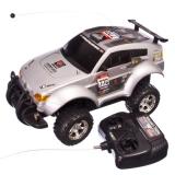 Машинка на радиоуправлении джип QX-3070, масштаб 1:16, микс, 27*13*12,5 см., пластик