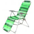 Кресло-шезлонг складное 3 зеленый К3
