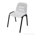 Стул пластиковое сиденье Лайт белый