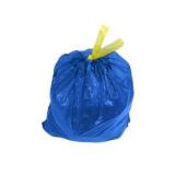 Мешки д/мусора ПНД 60см*80см в рулонах 60л синий с длинными ручками Master Bag/50шт*20уп