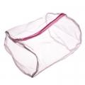 Мешок для стирки белья мелкая сетка d20x25см