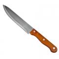 """Нож кухонный 7"""" деревянная ручка SP12B-1"""