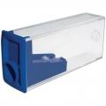Точилка пластиковая 1 отверстие контейнер