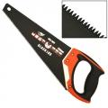 Ножовка по дереву 350мм.тефлон (У8Г-SK5) 3D заточка 7-8 TPI (BLACK LUX)