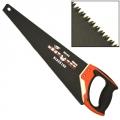 Ножовка по дереву 450ммтефлон (У8Г-SK5) 3D заточка 11-12 TPI (Black lux)