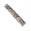 Хлопушка пневматическая Доллары, 30см, бумага