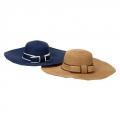 Шляпа женская, размер 58, полиэстер, 2 цвета, SH2016-3