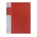 Папка с зажимом Standard 17мм 700мкм красная