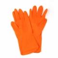Перчатки резиновые Premium оранжевые М /12