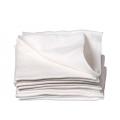 Полотенце вафельное белое 45х80 пл. 200 гр.