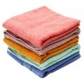 Полотенце махровое 100% хлопок, 50x100см, 5 цвета