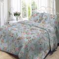 Комплект постельного белья Нежность4 1,5спальное бязь
