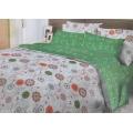 Комплект постельного белья Волшебная ночь4 1,5спальное бязь