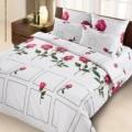 Комплект постельного белья Нежность1 1,5спальное бязь