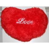 Подушка декоративная Сердце среднее