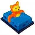 Рыжий котик Масленка керамика