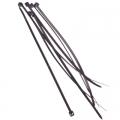 Хомут нейлоновый для стяжки Falko 2 5х150мм черный