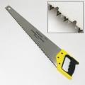 Ножовка по дереву D, 500мм, (для сырой древисины) закален. зуб,двуст.заточка